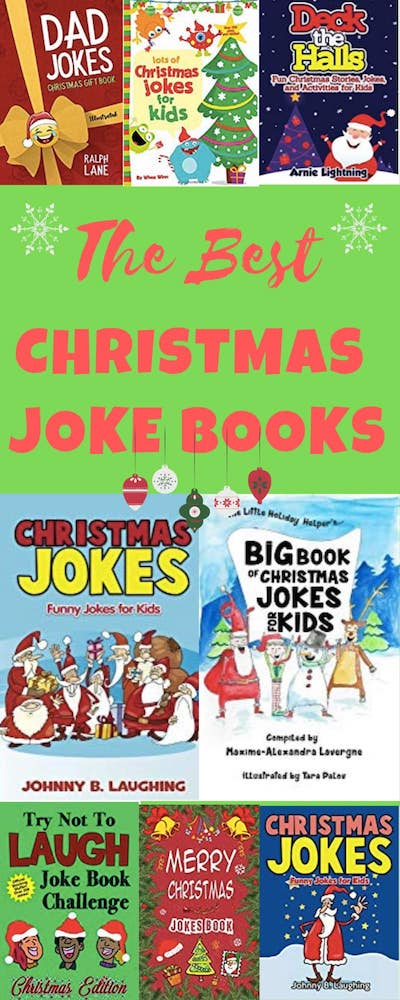Christmas Puns For Kids.Christmas Joke Books Best Joke Books